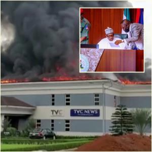 """In Clip: """"ลากอส"""" ของไนจีเรียปิดตายหลังมีผู้ประท้วงไม่ต่ำกว่า 12 ราย เสียชีวิต"""
