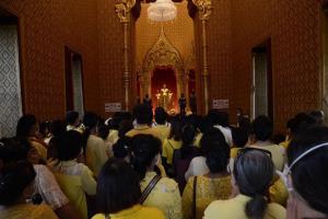 เปิดกำหนดการให้ประชาชนเข้ากราบถวายบังคมพระบรมรูปในหลวงรัชกาลที่ ๙ ในวันสำคัญ