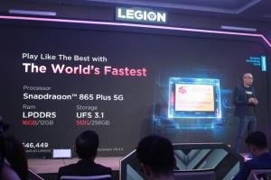 เลอโนโวเปิดตัว Legion Phone Duel ขั้นสุดของเกมมิ่งสมาร์ทโฟน