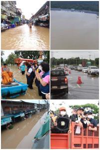 น้ำท่วม อ่างแตก แล้งน่าห่วง วิบัติซ้ำซาก อัดงบกว่า 2 แสนล้านในรอบ 5 ปี ดีขึ้นไหม?