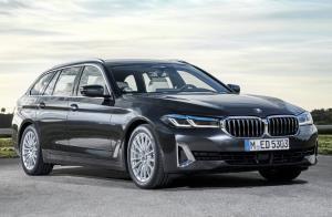 BMW 5 Series Touring ปรับโฉมกระตุ้นตลาด