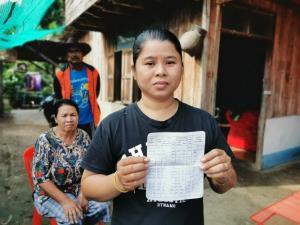 ลูกสาวร้องแม่ส่งเงินฌาปนกิจ อสม.16 ปี เสียชีวิตไม่ได้สักบาท กองทุนฯ ยันไม่มีชื่อ เชื่อมีการยักยอก