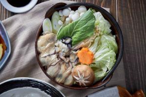 """รสชาติแห่งท้องทะเล จากหอยนางรมญี่ปุ่นแบบ """"คิเซ็ตสึ โอะ อะจิวะอุ"""""""