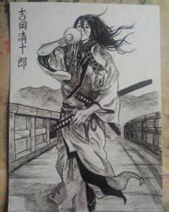 MUSASHI-มิยาโมโตะ มุซาชิ ภาค 2 น้ำ ตอน สำนักดาบโยชิโอกะ