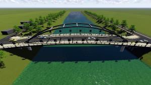 สะพานข้ามแม่น้ำน่านเสร็จ ส.ค. 64! แลนด์มาร์กใหม่ จ.พิษณุโลก