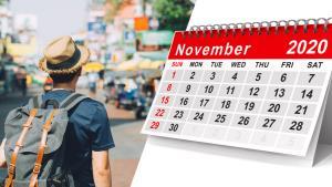 ศูนย์วิจัยกรุงไทยมองรัฐสลับวันหยุดยาว กระตุ้นท่องเที่ยวได้กว่า 1.7 พันล้านบาท