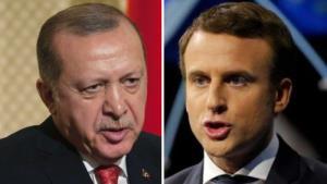 ส่อวุ่น!! ผู้นำตุรกีเรียกร้องบอยคอต 'สินค้าฝรั่งเศส' วอน EU ช่วยสกัด 'มาครง' เล่นงานมุสลิม