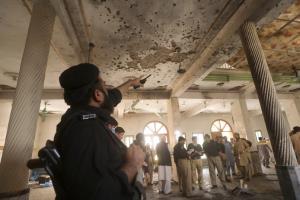 คนร้ายซุกระเบิดโจมตี ร.ร.สอนศาสนาปากีฯ ดับ 7 ศพ เจ็บระนาวกว่า 80 คน