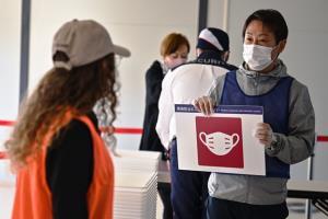 ส่องมาตรการสกัดโควิดในโตเกียวโอลิมปิก (ชมภาพชุด)