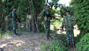 ชักถี่! พบชาวจีนยังลอบเข้าไทยต่อเนื่อง เดือนนี้จับได้ทั้งชายแดนแม่สาย-เชียงแสน