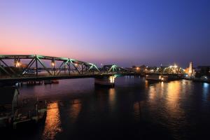 ทช.เช็ก 13 สะพานข้ามเจ้าพระยา เพิ่มไฟแสงสว่างแก้จุดเสี่ยงวันลอยกระทง