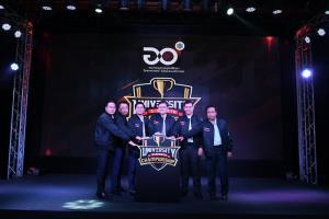อินโฟเฟด ผนึก อว. จุดพลุ UEC University eSports Championship ลีกแรกแห่งปี!