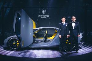 """""""Koenigsegg"""" เปิดบ้านในไทย ส่ง 2 ไฮเปอร์คาร์หาชมยาก! จากสวีเดนสู่เมืองกรุง"""