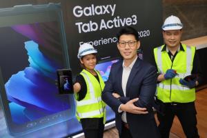 Samsung ส่ง Galaxy Tab Active 3 บุกตลาดองค์กรธุรกิจ ชูเรื่องความแข็งแรง และปลอดภัย