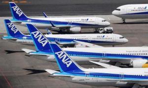 สายการบิน ANA พ่ายโควิด ขาดทุนมากเป็นประวัติการณ์