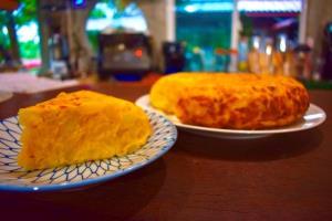 ไข่เจียวสเปน Tortilla De Patataz จานเด็ดประจำร้าน