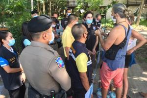 นักท่องเที่ยวถูกหลอกต่อวีซ่านักเรียนให้พักอาศัยในไทยได้ 1 ปี ร้องตำรวจเกาะพะงันช่วยเหลือ