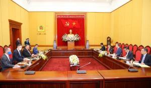 รมว.ต่างประเทศสหรัฐฯ เยือนเวียดนามปิดท้ายทัวร์เอเชียหาแรงหนุนต้านจีน