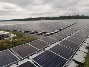 กฟผ.ทุ่ม 842 ล้าน นำร่องผลิตไฟฟ้าจากแสงอาทิตย์  แห่งแรกใน SEA ที่เขื่อนสิรินธร