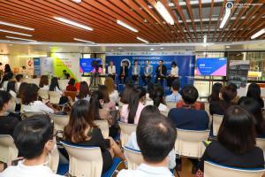 มากกว่าการเรียนรู้ คือประสบการณ์ กับ Management Forum ในงาน Job Fair CMMU Mahidol