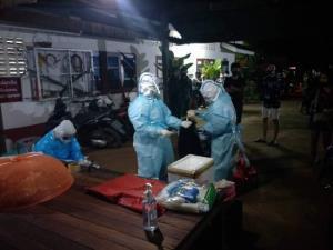 ลุ้นผลระทึก! จับ 16 พนักงานบ่อนออนไลน์หนีโควิดระบาดเมียวดี เสี่ยงข้ามน้ำเมยเข้าชายแดนพบพระ