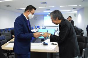 เกียรตินาคินภัทร จับมือ มจธ.เสริมแกร่ง SME สู้โควิด-19 และแข่งขันได้อย่างยั่งยืน