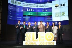 LEO ปิดเทรดหนือจอง 2.34%