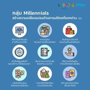 """กลุ่ม """"Millennials"""" ฐานผู้บริโภคสำคัญ ผลักดันการเติบโตทางเศรษฐกิจ"""