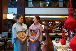 เจดับบลิว แมริออท กรุงเทพฯ  จำลองเมืองนารา ประเทศญี่ปุ่นมาไว้ที่กรุงเทพฯ