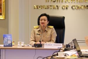 """""""พาณิชย์"""" ทำโพล พบคนไทยยังนิยมทำบุญ ขอพรสิ่งศักดิ์สิทธิ์ แม้เศรษฐกิจซบ โควิด-19 ระบาด"""