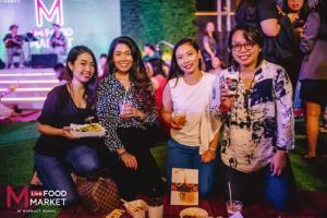 แมริออท อินเตอร์เนชั่นแนล เป็นเจ้าภาพจัดงานเทศกาลอาหารเอ็มไลฟ์ เทศกาลแห่งสีสันของอาหารและวัฒนธรรม ใจกลางกรุงเทพฯ