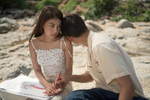 """""""สไมล์"""" ประทับใจ ได้ร่วมงานกับ """"บิวกิ้น"""" ใน LINE TV Original Series """"แปลรักฉันด้วยใจ"""
