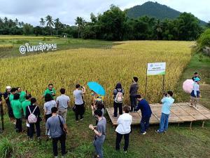 """อินทัช หนุนเกษตรกรชุมชนนาซ่าว โมเดลต้นแบบมาตรฐานเกษตรอินทรีย์แบบ PGS ต่อยอดแบรนด์ """"โพนเชียงคาม"""" บนแพลตฟอร์มเพิ่มขีดความสามารถ-สร้างจุดเที่ยวชุมชนวิถีอินทรีย์ จ.เลย"""
