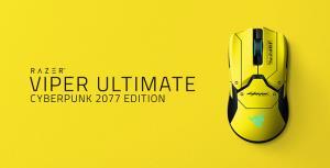 เรเซอร์เปิดตัวเมาส์ไฮเทค Viper Ultimate Cyberpunk 2077 Edition