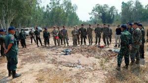 กองทัพไทยยันลุยฝึกคอบร้าโกลด์ ปรับรับสถานการณ์ รอผล 48 นายตรวจโควิด
