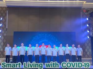 สธ.จัดงาน Smart Living with COVD-19 ให้ความเข้าใจก่อนเปิดประเทศปลอดภัย เศรษฐกิจไทยไปรอด ย้ำ การ์ดอย่าตก