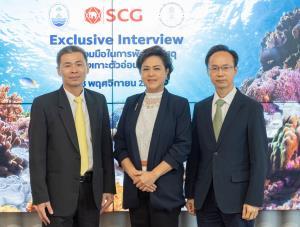"""ต่อยอดความร่วมมือ SCG – ทช. -  คณะสัตวแพทยศาสตร์ จุฬาฯ พัฒนาวัสดุสำหรับการฟื้นฟูปะการัง """"นวัตปะการัง"""" ชนะเลิศนวัตกรรมแห่งชาติ ปี 2563 ด้วยนวัตกรรม SCG 3D Cement Printing"""