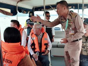 กมธ.ต่างประเทศลงดูน่านน้ำชายแดนสตูล-มาเลเซีย ไล่บี้คดีลูกเรือประมงพื้นบ้านถูกทางการมาเลเซียไล่ชน