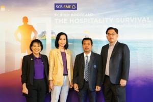 SCB ชี้กลุ่มโรงแรมยังอ่วม พร้อมช่วยต่อ แนะปรับตัว-ลดต้นทุน