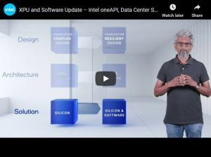 อินเทลยังไหว! ลุย XPU วิชันแกร่ง oneAPI ควบ Intel Server GPU