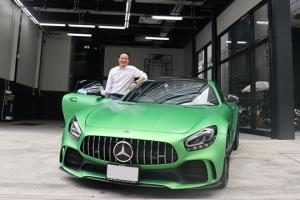 """""""เบนซ์สตาร์แฟลก"""" จัดงาน Mercedes-AMG Festival พร้อมข้อเสนอพิเศษ ผ่อนเริ่มต้น 99,999 บาท"""