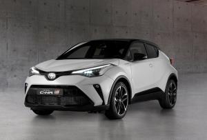 โตโยต้า C-HR เติมความสปอร์ตด้วยรุ่น GR Sport ในยุโรป