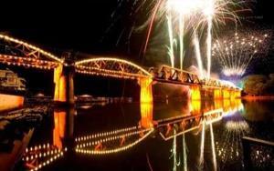 """เมืองกาญจน์ชวนเที่ยวงาน """"ตำนานเมืองกาญจน์ สะพานข้ามแม่น้ำแคว"""" เปิดให้ชมฟรี"""