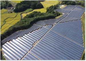 ภาพ - Yabuki Solar project