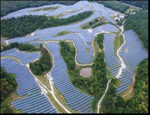 ภาพ - Yamagata solar project