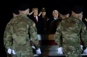 ตามคำสัญญาทรัมป์! เพนตากอนยันจะปรับลดกำลังทหารสหรัฐฯในอัฟกัน-อิรัก เหลือน้อยสุดรอบเกือบ 20 ปี