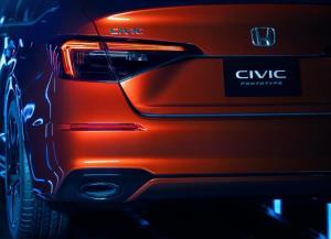 Honda Civic Concept เผยโฉมแล้ว ขายปีหน้า