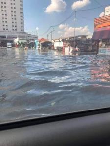 อ.ธรณ์ วิเคราะห์ น้ำทะเลหนุนสูง เหตุน้ำขึ้นสูงสุดในรอบเดือน