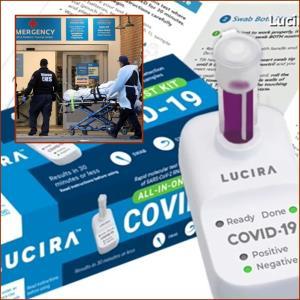 In Clip: FDA สหรัฐฯอนุมัติชุดตรวจโควิด-19 ใช้ในบ้านเป็นครั้งแรก