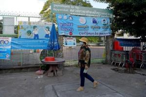 กัมพูชาไฟเขียวโรงเรียน-โรงหนังเปิดตามปกติสัปดาห์หน้า หลังปิดหนีโควิด 2 สัปดาห์